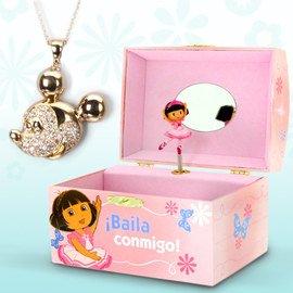 Cartoon Twinkle: Girls' Jewelry