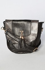 The Edith Bag in Black