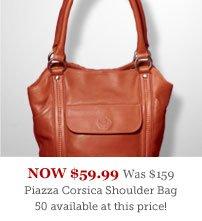Piazza Corsica Shoulder Bag