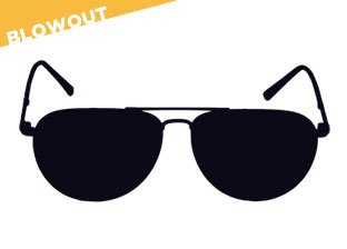 Eyewear Blowout from $1