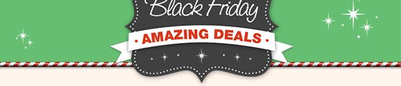 [Email Exclusive] Early Access to Black Friday Deals! Shop NOW!