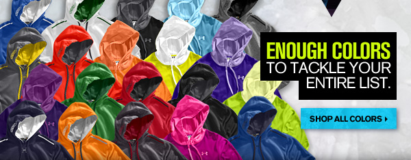 ENOUGH COLORS TO TACKLE YOUR ENTIRE LIST. SHOP NOW.