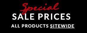 Special Sales Prices