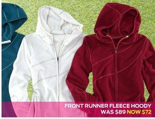 Front Runner Fleece Hoody >