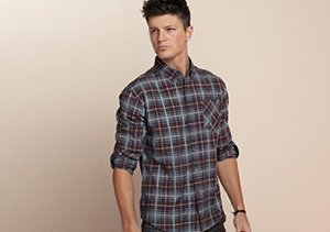 Up to 70% Off Men's Shirts