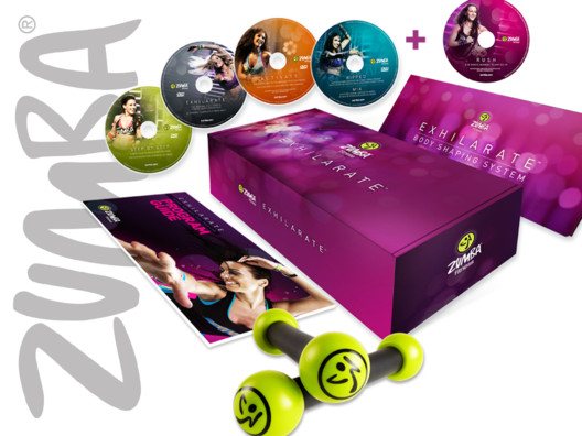 I know a regular gym routine can start feeling a bit lackluster so that's why I love Zumba®.