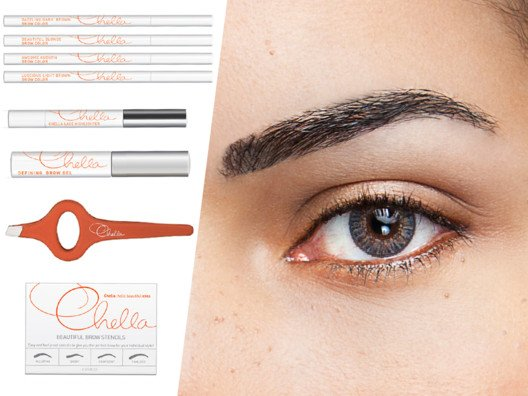 This kit is a game changer as far as your eyebrows are concerned.