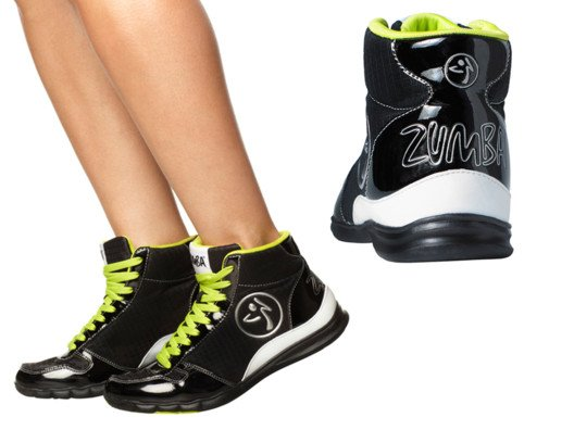 Z-Kickz High Top by Zumba from Gina Harney