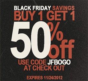 Buy 1 Get 1 50%off! Shop now!