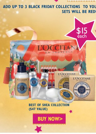 Best of Shea $15 ($45 Value) Buy Now