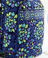 Laptop Backpack in Indigo Pop