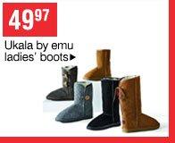 49.97 Ukala™ by emu ladies'  boots
