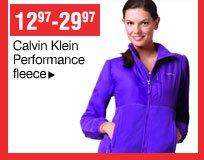 12.97-29.97 Calvin Klein Performance fleece