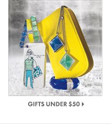 Gifts Under $50  Shop Now