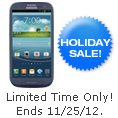 Limited Time Only! Ends 11/25/2012