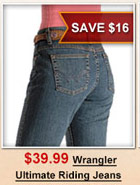 Wrangler Ultimate Riding Jeans