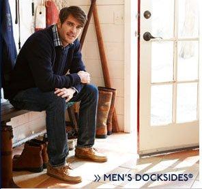 Men's Docksides