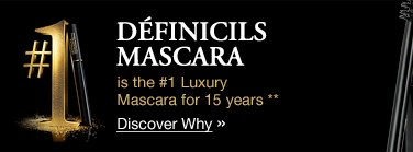 DEFINICILS MASCARA is the #1 Luxury Mascara for 15 years ** | Discover Why