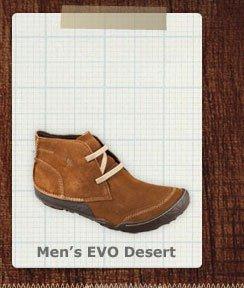 Men's EVO Desert