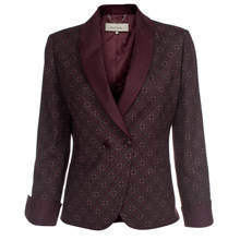 Paul Smith Jackets - Tie Print Jacket