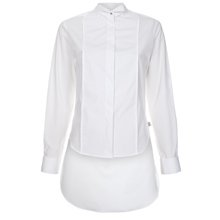 Paul Smith Shirts - White Wing Collar Shirt