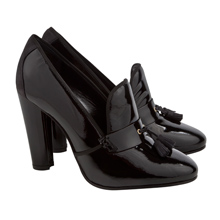 Paul Smith Shoes - Black Hayworth Shoes