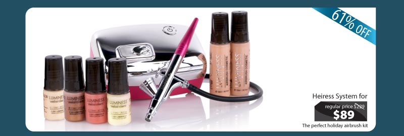 Purchase our Heiress System for $89.