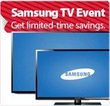 Samsung TV event