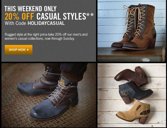 This Weekend Only