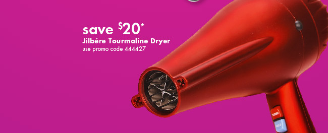 Jilbere Tourmaline Tools Anti Static Dryer