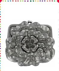 Roselie Shine Coin Purse