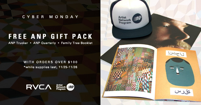 Cyber Monday Offer, Free ANP Gift Pack