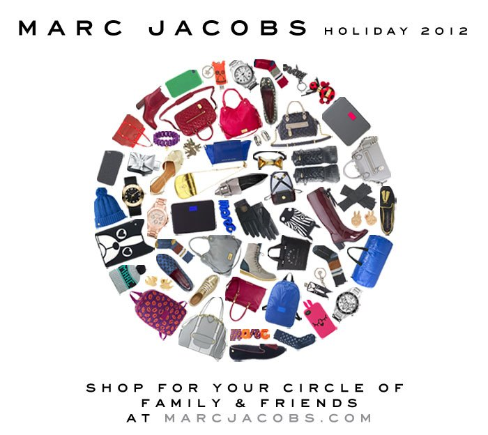 Marc Jacobs | Holiday 2012