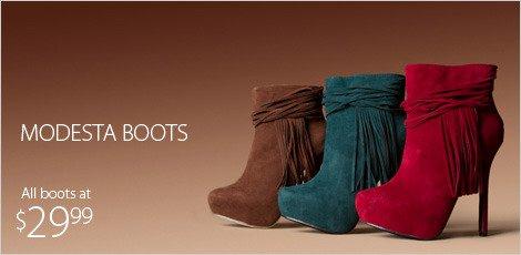 Modesta Boots