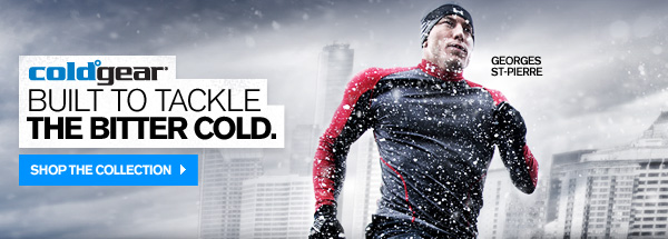 COLDGEAR® - BUILT TO TACKLE THE BITTER COLD. SHOP THE COLLECTION.