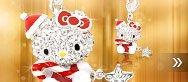 Hello Kitty Holiday Charm