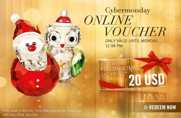 Cybermonday Online Voucher