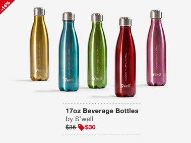 17oz Beverge Bottles Image