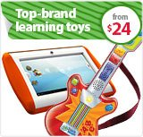 Top learning toys