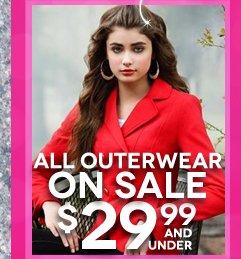 Shop the Outerwear Sale