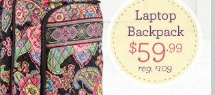 Laptop Backback - $59.99