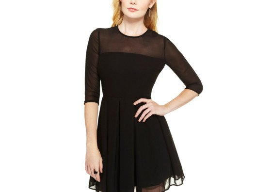 The joy of this dress is that it's perfect for the holiday party season but will also keep you looking fab all year round!