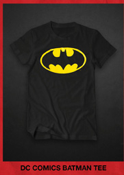 DC COMICS BATMAN TEE