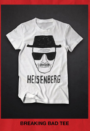 BREAKING BAD TEE