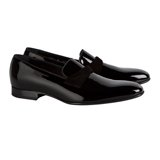 Paul Smith Shoes - Black Dover Loafers