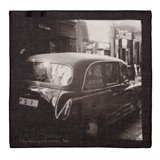 Paul Smith Handkerchiefs - London Cab Print Handkerchief