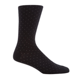 Paul Smith Socks - Black Polka Dot Socks