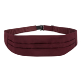 Paul Smith Cummerbunds - Burgundy Cummerbund