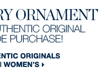 SHOP AUTHENTIC ORIGINALS | WOMEN