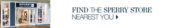 Find the Sperry Store Nearest You >
